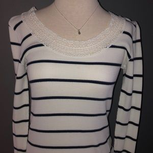 Like New Lauren Ralph Lauren long sleeve top